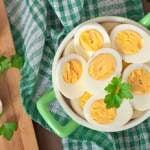 kaloryczność jajka