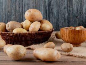 kaloryczność ziemniaka